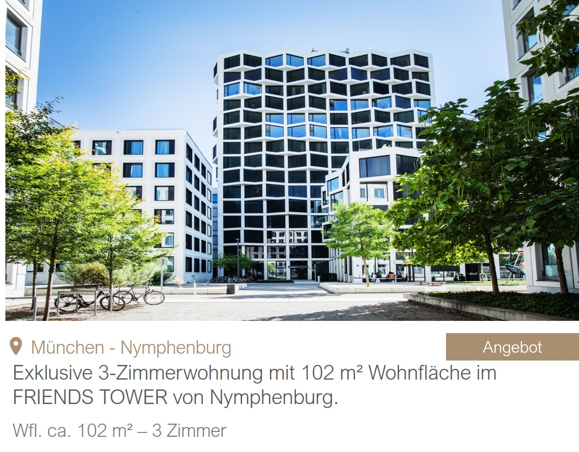 MGF Group - Nymphenburg Wohnung Kauf